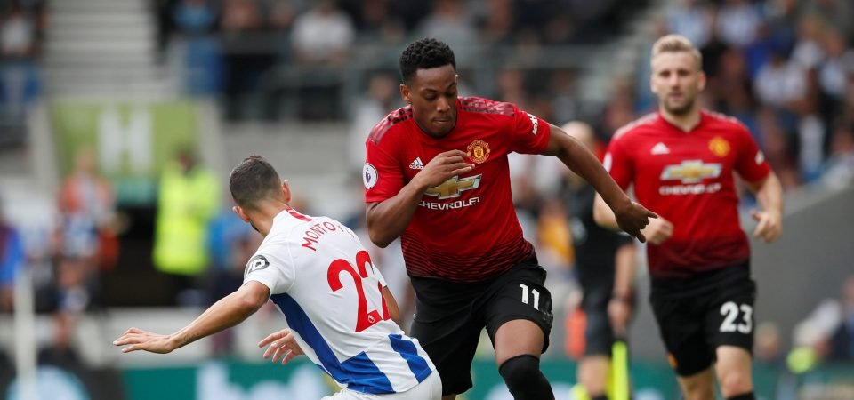 HYS: Should Martial start for Manchester United against Young Boys?