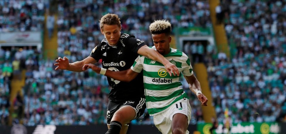 Revealed: 80% of Celtic fans want Scott Sinclair to start against Rosenborg