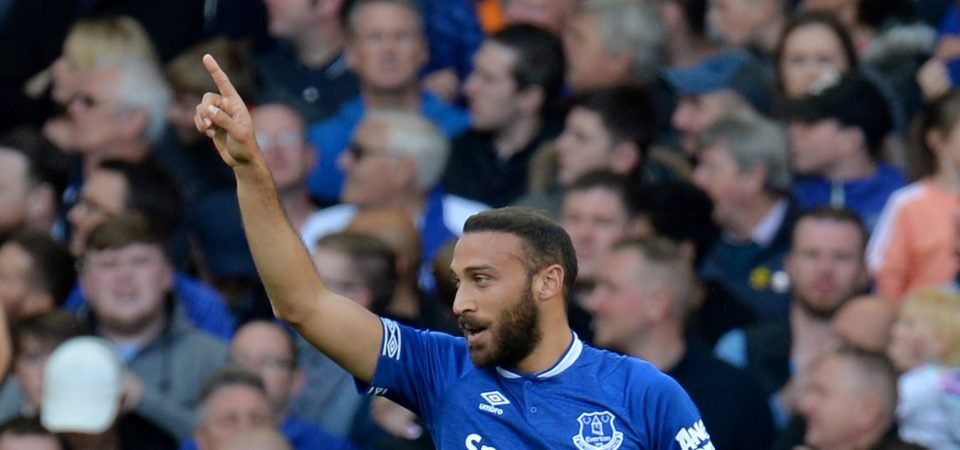 Everton fans take to Twitter after Tosun opens his account against Fulham