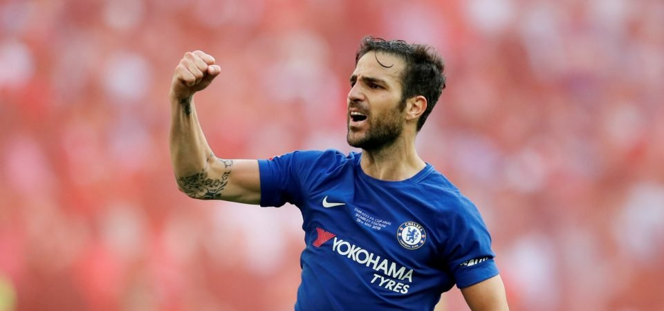 Chelsea should hang on to Fabregas