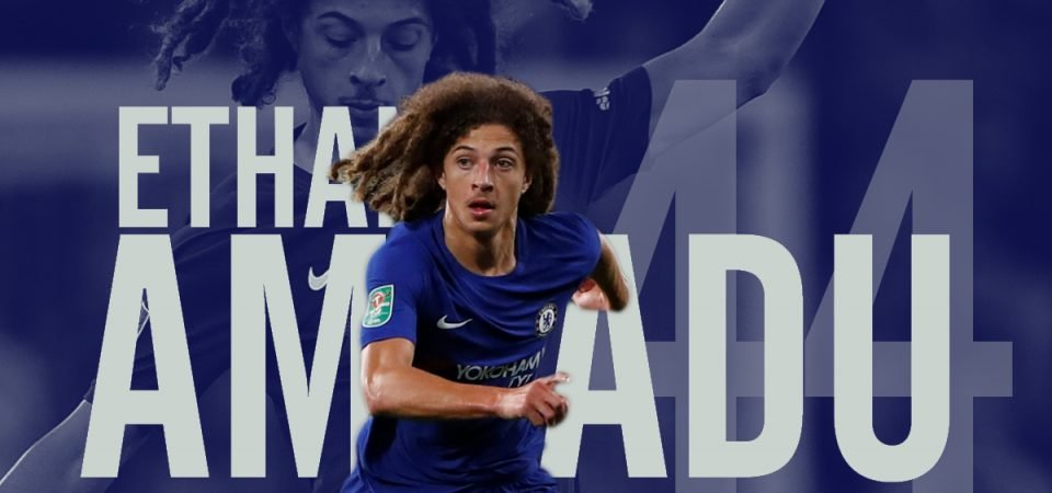 Player Zone: Ethan Ampadu has proved that he is ready to be given a chance at Stamford Bridge