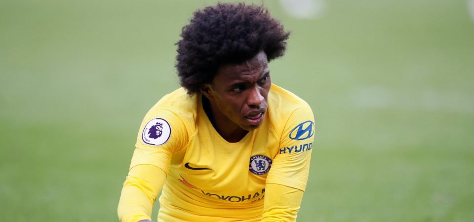 Willian was so close yet so far from being the star man Chelsea needed against West Ham