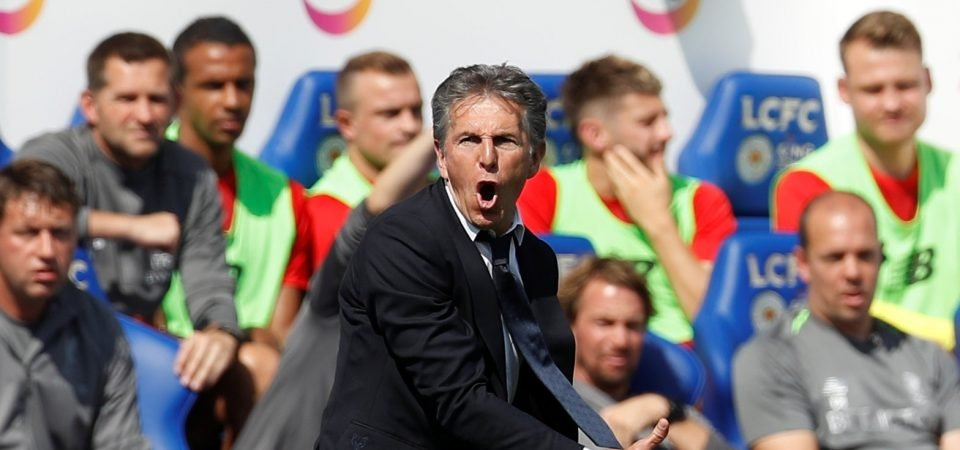 These Leicester City fans want Puel out of their club