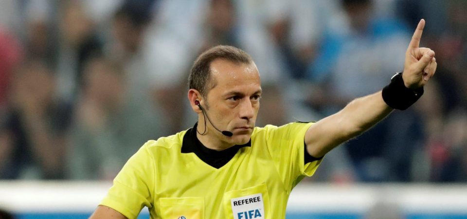Liverpool fans happy with referee appointment for PSG showdown