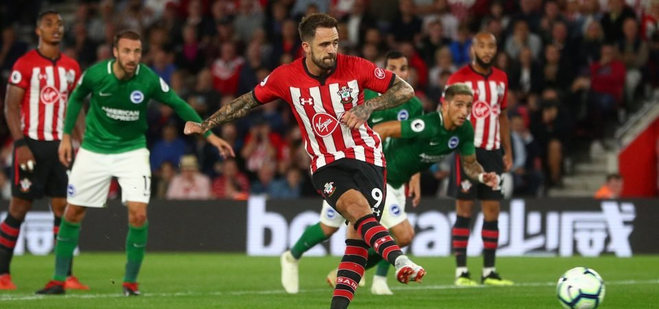 Liverpool fans praise Danny Ings as he scores third goal for Southampton