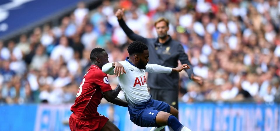 Danny Rose epitomised Tottenham's strange nervousness in defeat to Liverpool