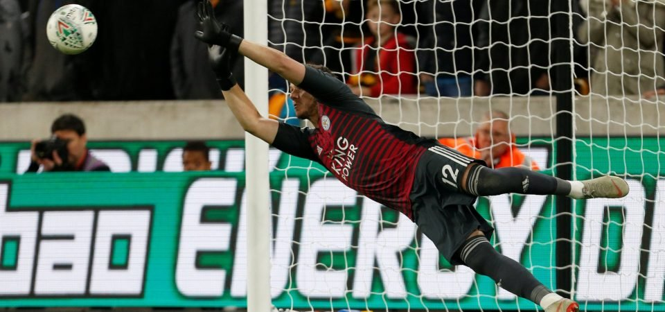 Danny Ward shines for Leicester City in EFL Cup clash, Liverpool fans react
