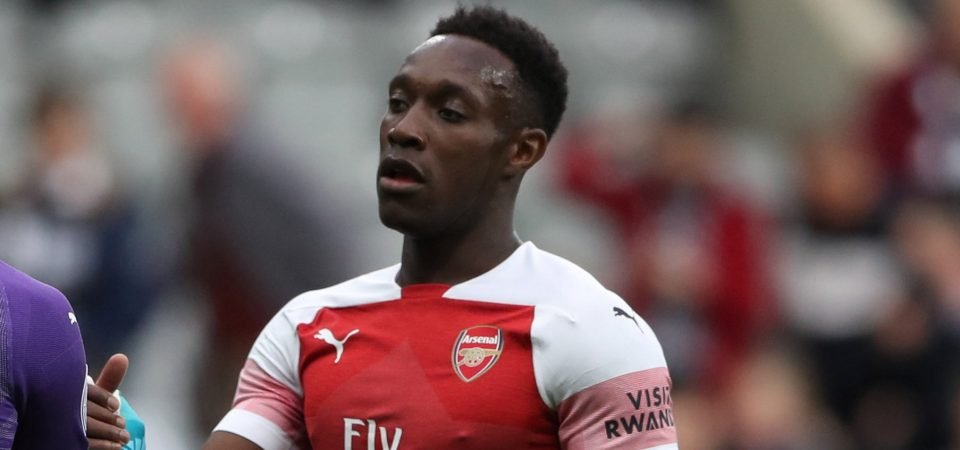 Revealed: 72% of Everton fans want to sign Welbeck