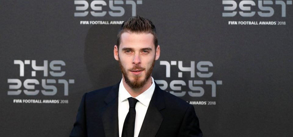 Man United fans react to David De Gea being named in FIFPro World XI
