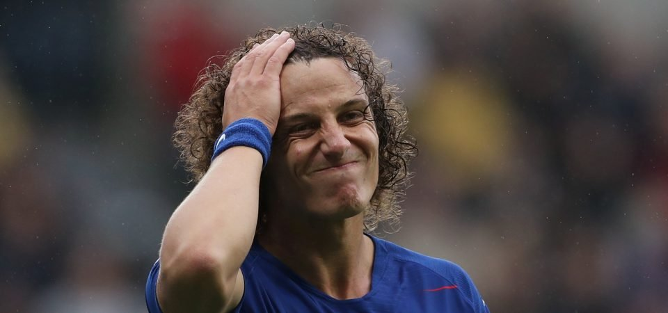 Chelsea fan delivers theory on why David Luiz left Chelsea for Arsenal