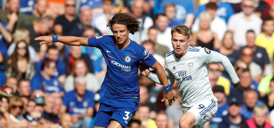 Chelsea fans don't want Luiz to sign a new contract with the club