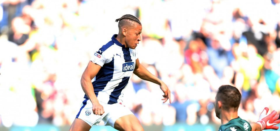Revealed: Majority of West Bromwich Albion fans convinced Gayle will stay