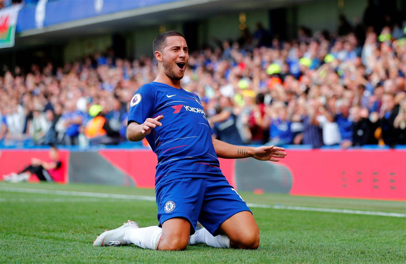 Sarri's target of 40 goals could be what makes Hazard the best in the world
