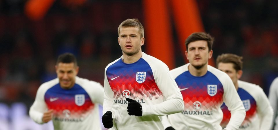 Dier turns a corner after imperious England display