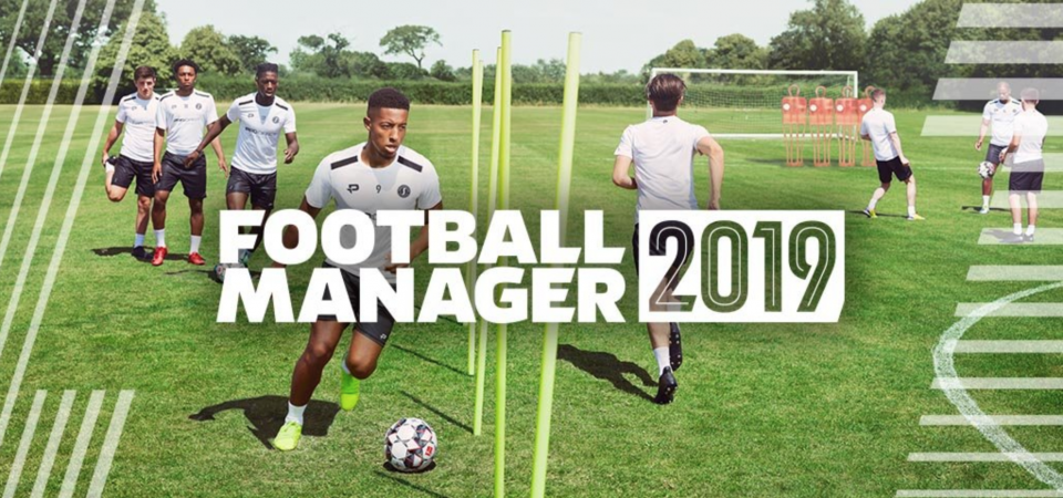 FM19: A first look at the new look Football Manager 2019