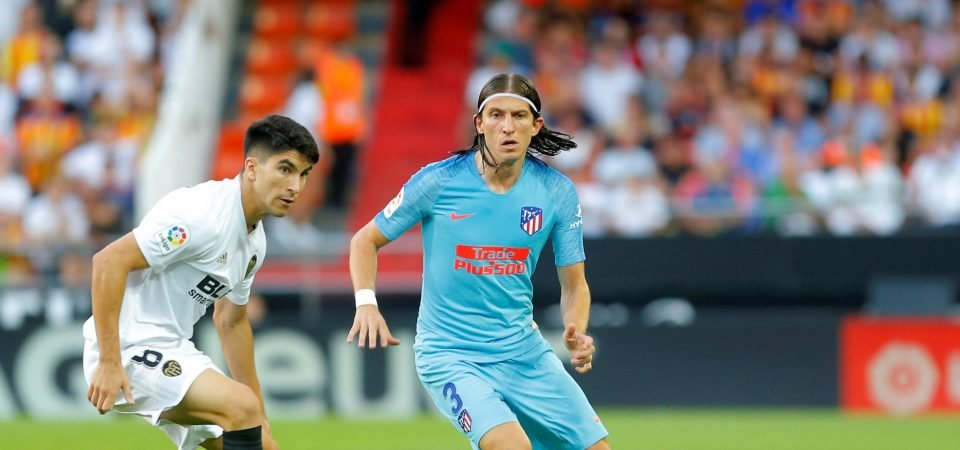 Filipe Luis is not the answer for Arsenal's defence