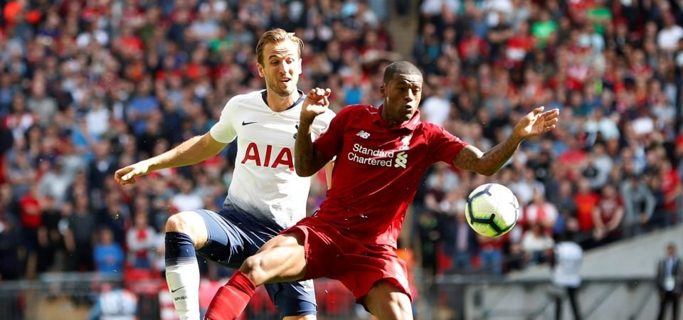 Player Ratings: Which Liverpool stars stood out most against Tottenham?