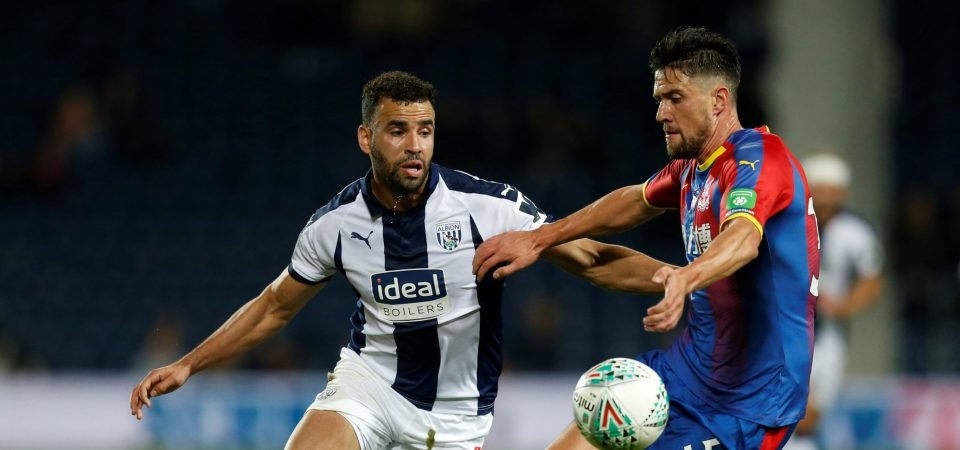 West Brom fans fume as Robson-Kanu starts vs Leeds