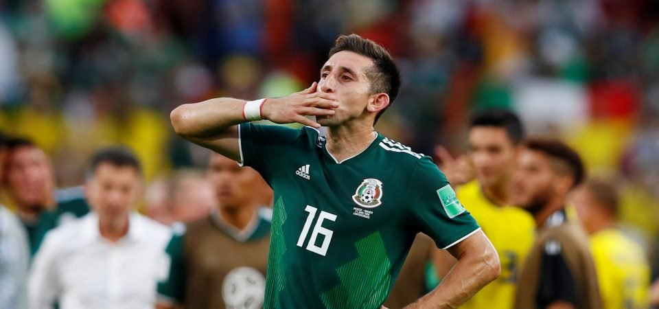 Crystal Palace should make Porto midfielder Hector Herrera a priority signing