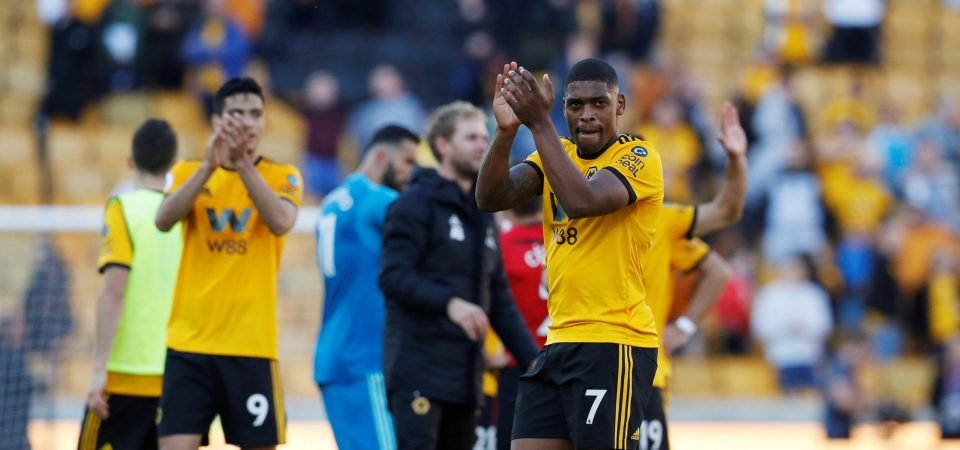 Wolves fans on Twitter were delighted with Ivan Cavaleiro's comeback from injury