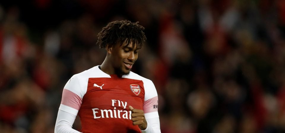 Image result for iwobi disappointed arsenal