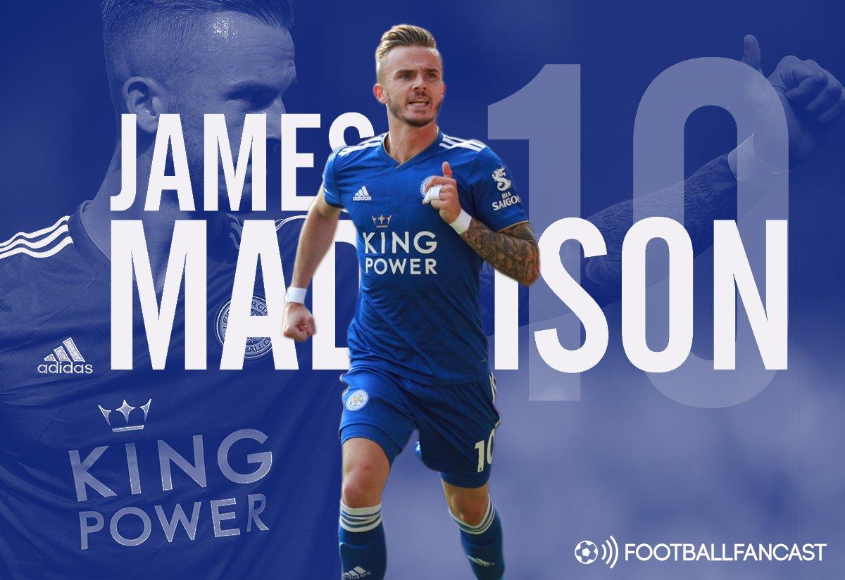 Player Zone: James Maddison is now showing why he will be more important than Alli for England