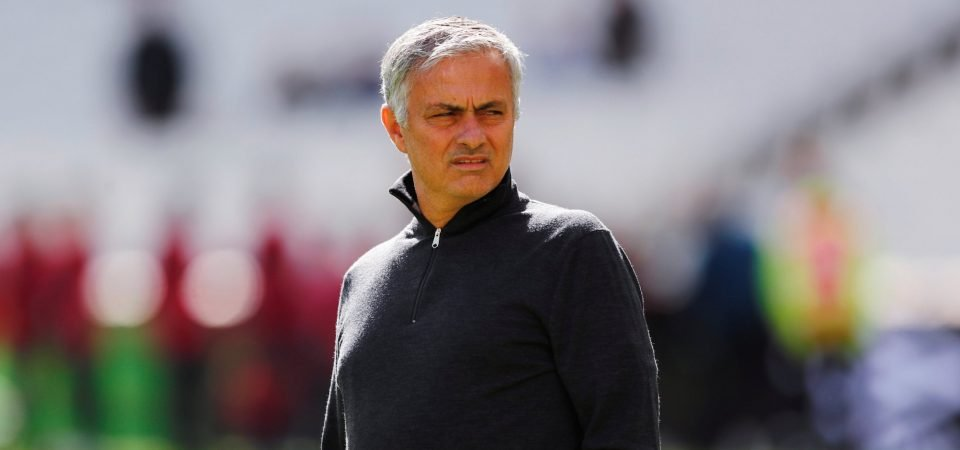 Manchester United fans beg for Mourinho to be shown the door