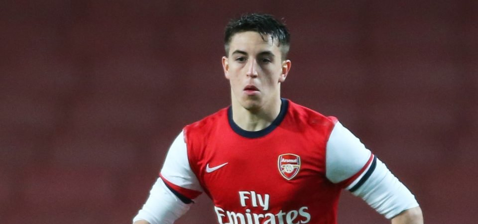 Who is Arsenal youngster Julio Pleguezuelo?