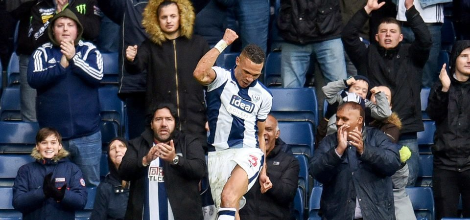 West Bromwich Albion fans delighted with Gibbs display against Millwall