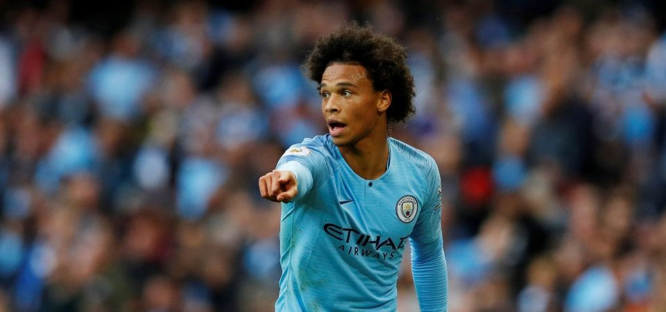 Leroy Sane's potential departure proves Man City mean business