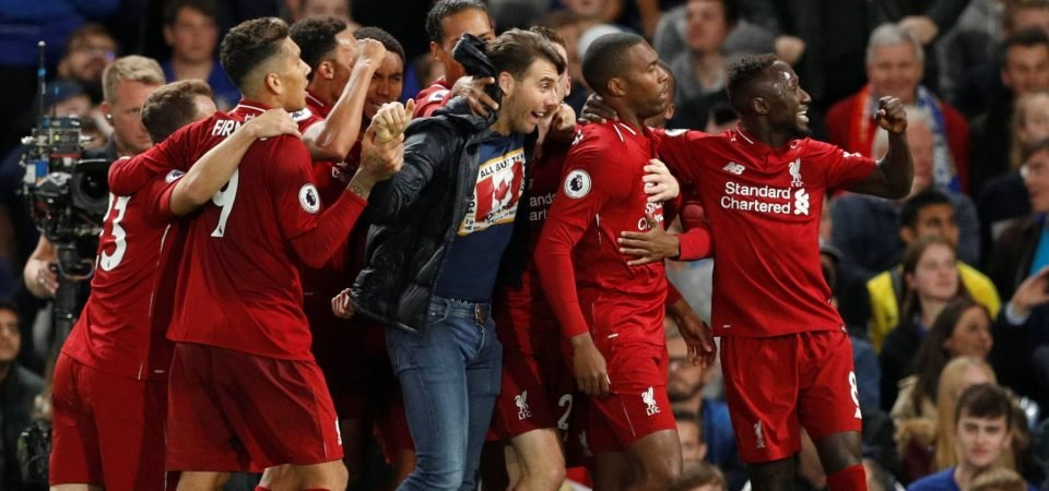Liverpool fans stunned by Sturridge display vs Chelsea