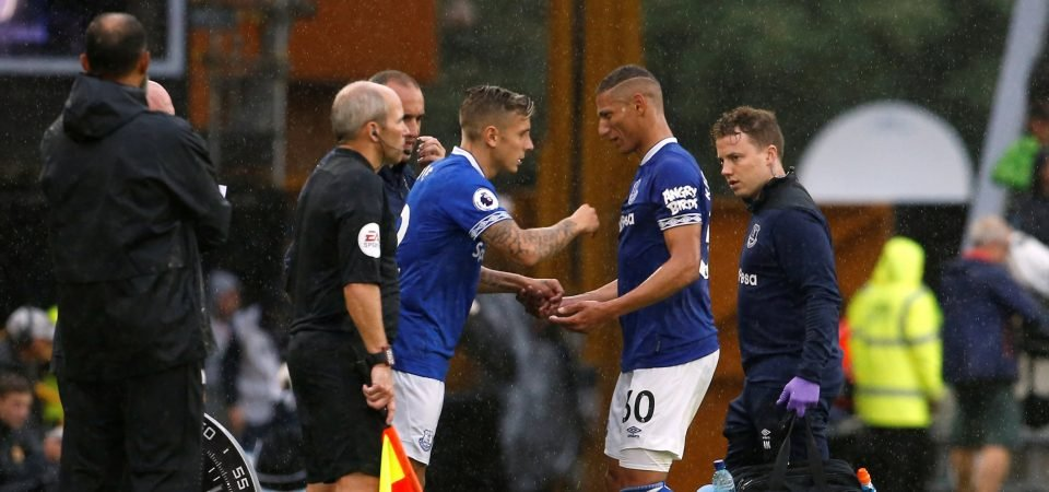 HYS: Should Digne start ahead of Baines for Everton?
