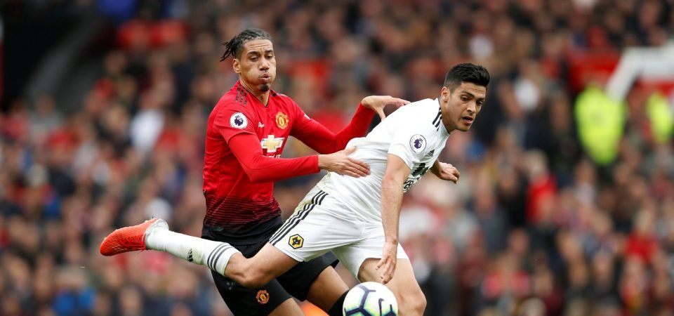 New Smalling contract would be further evidence of Man United's inability to upgrade their defence