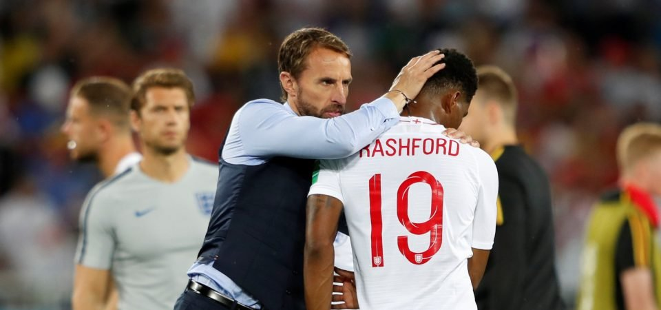 Man United fans fed up with Mourinho as Rashford scores again for England