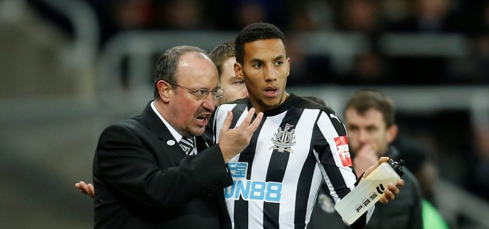 Newcastle must find an upgrade for Isaac Hayden