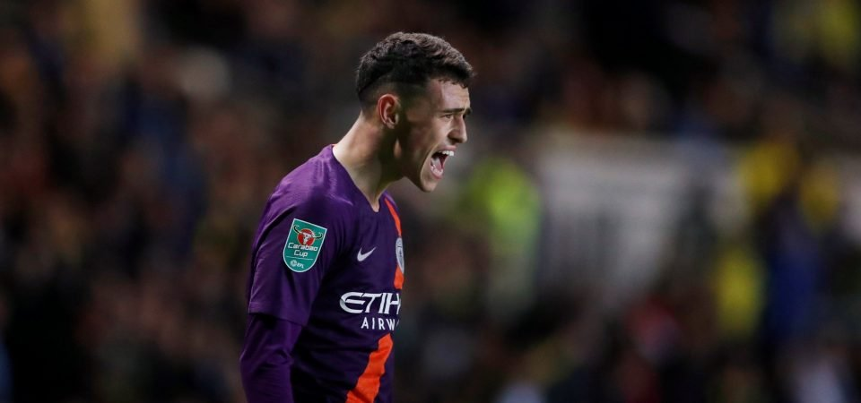 Leeds will secure Premier League return with January move for Phil Foden
