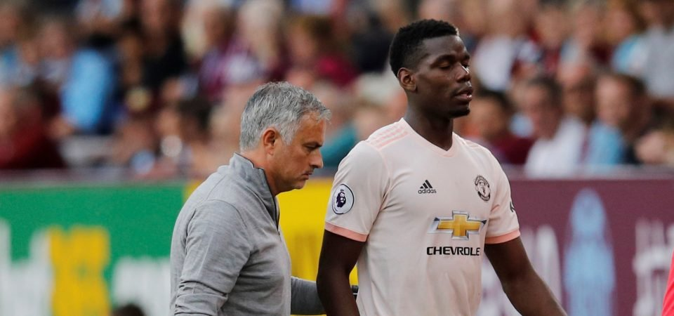HYS: Would Man United fans rather see Pogba or Mourinho at Old Trafford next season?