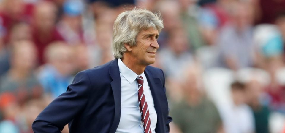 Revealed: 28% of West Ham fans tip Pellegrini as first to be axed