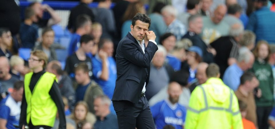 Revealed: Majority of Everton fans desperate for Silva to sign a striker in January
