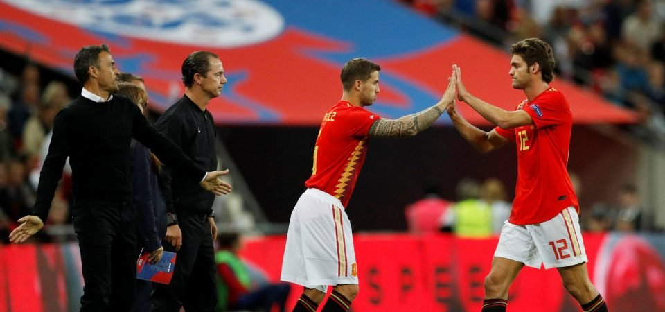Chelsea fans assess Alonso's performance as he makes debut for Spain against England