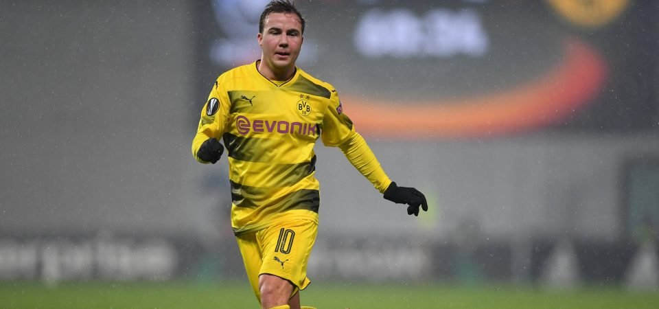 Newcastle should offer Gotze a chance to revive his career