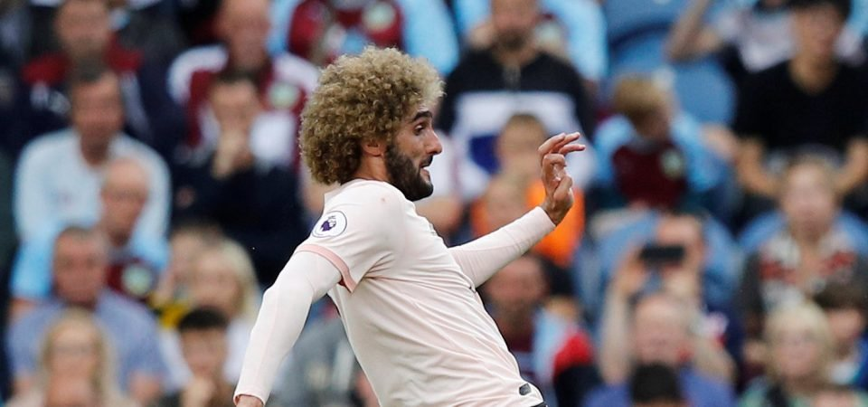 Revealed: 36% of these Manchester United fans consider Fellaini a massive flop signing