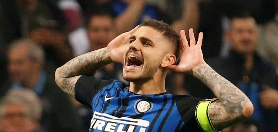 Revealed: 93% of Chelsea fans want to see Icardi come in to replace Morata