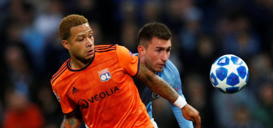 Man United fans react to Memphis Depay's return to the city