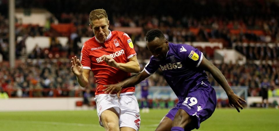 Nottingham Forest fans delighted to hear Michael Dawson's injury update