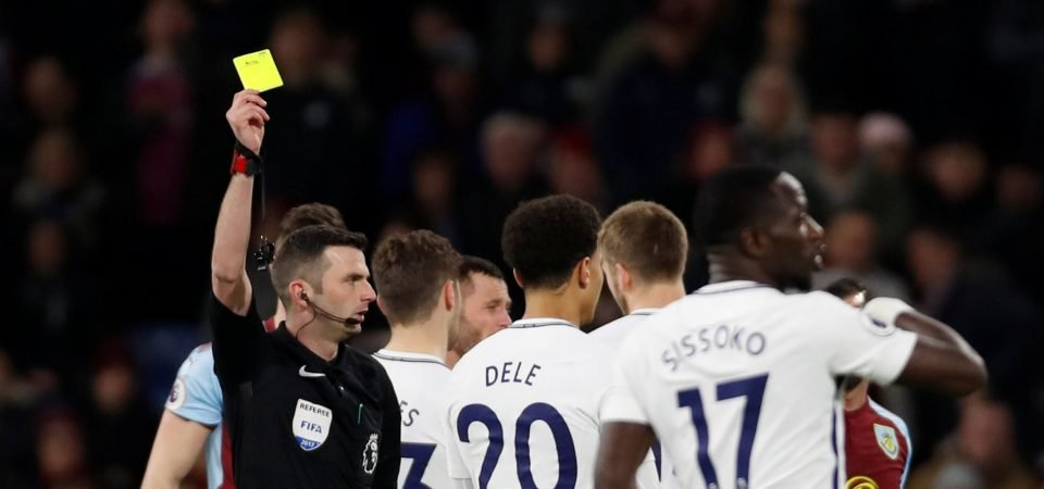 Ref In Focus: Michael Oliver isn't as good an omen for Tottenham as you might think