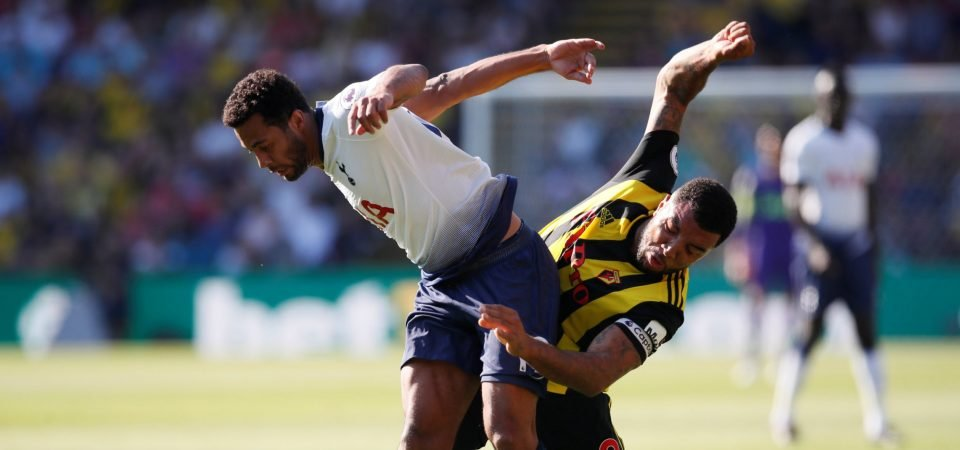 Dembele display against Watford proves to Tottenham Hotspur he cannot always be relied on
