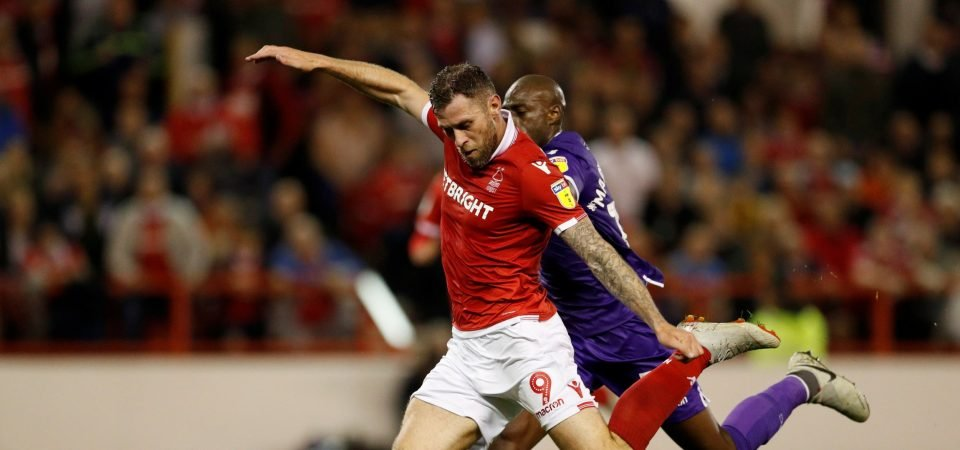 Forest fans full of praise for Daryl Murphy after another goal in the Carabao Cup
