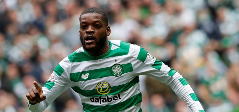 Celtic fans think Ntcham wants to leave after Rosenborg display