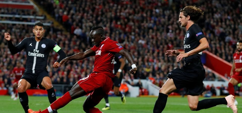 Liverpool fans split over Rabiot move after PSG clash